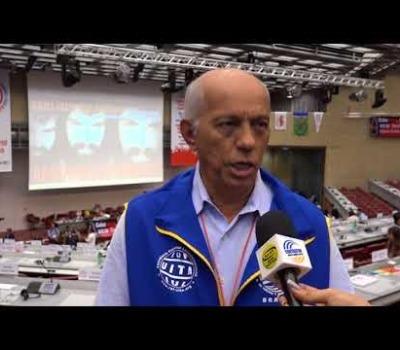 SINDICALISTAS BRASILEIROS DENUNCIAM REFORMA TRABALHISTA EM GENEBRA